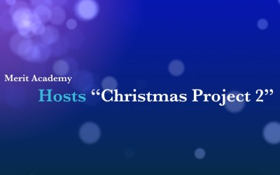 "Merit Hosts ""Christmas Project 2"" Film Crew"