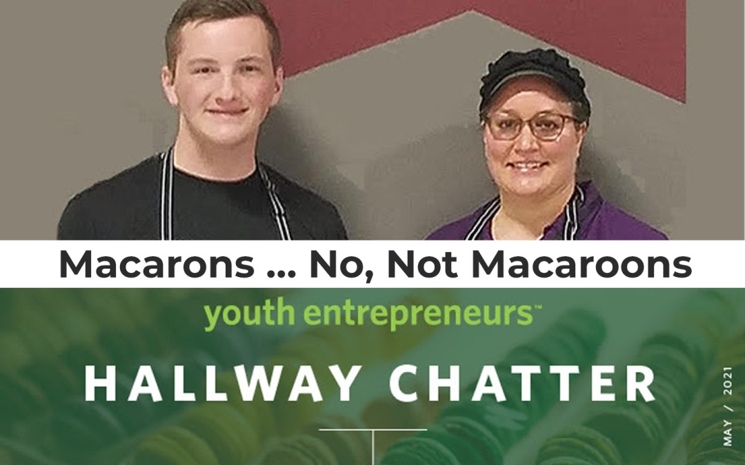 Merit Student Featured in YOUTH ENTREPRENEURS