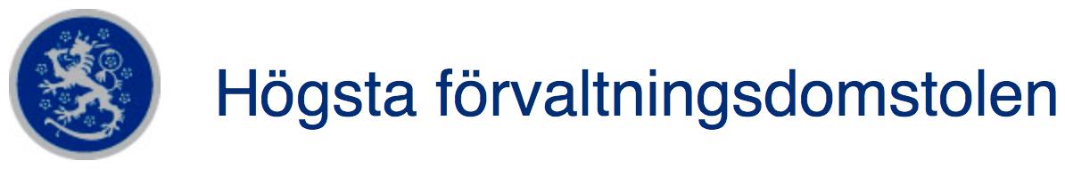 """Finland. Högsta förvaltningsdomstolen: """"Den som brukar våld av kulturella skäl visar likgiltighet gentemot värden i den finländska grundlagen."""""""