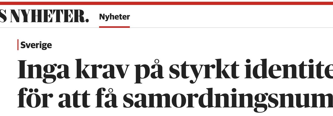 Varför har svenska journalister inte tagit journalistiskt ansvar och för länge sedan uppmärksammat det som miggor och andra larmat om i åratal?