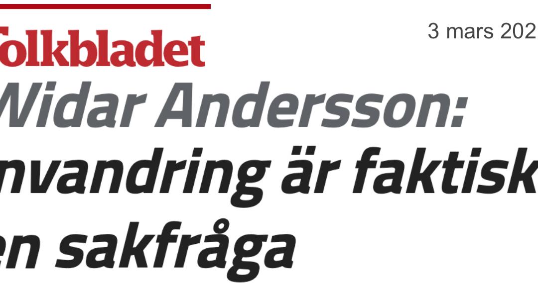 """I bland annat Nederländerna och Finland """"såg man det komma"""" redan för fem år sedan…"""