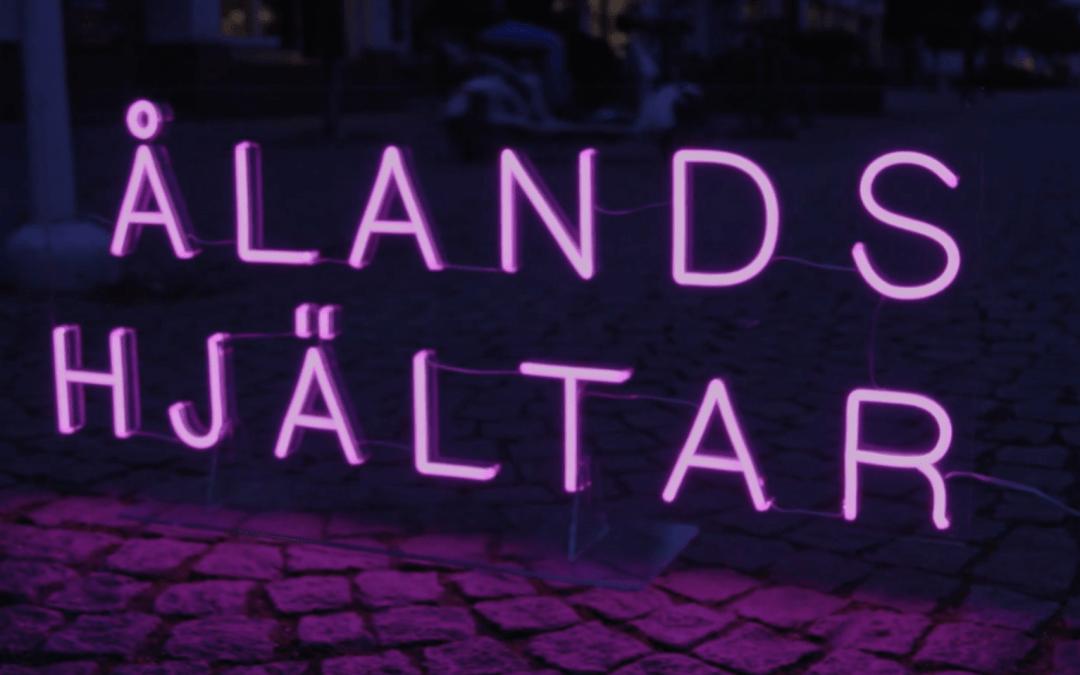 Polisen på Åland: Lugn valborgsmässoafton. Och om realityserien Ålands hjältar.