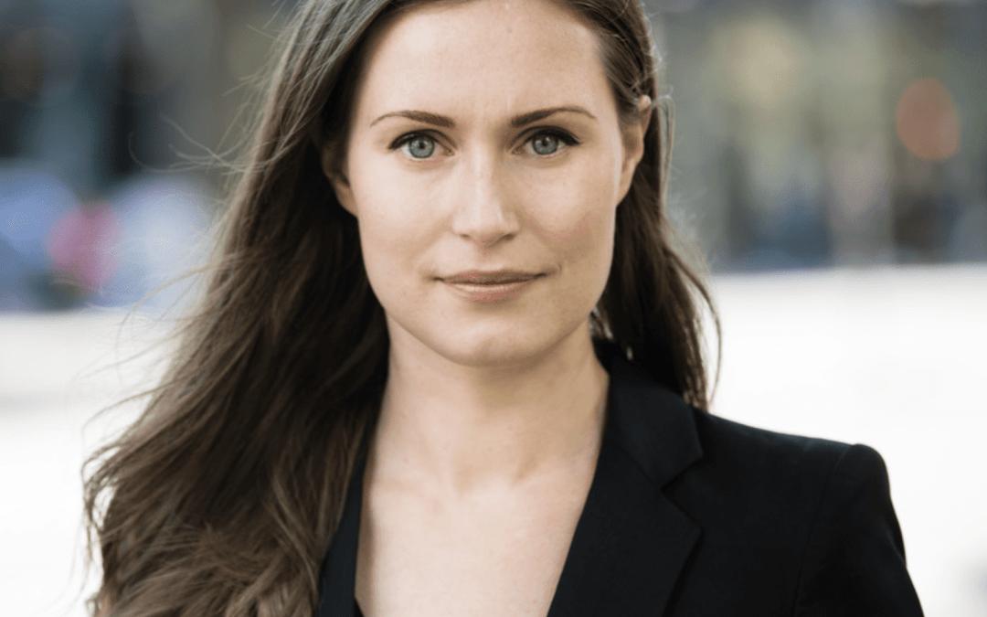 Det är inte för att landet inte har en kvinnlig statsminister som Sverige behöver skämmas inför grannländerna
