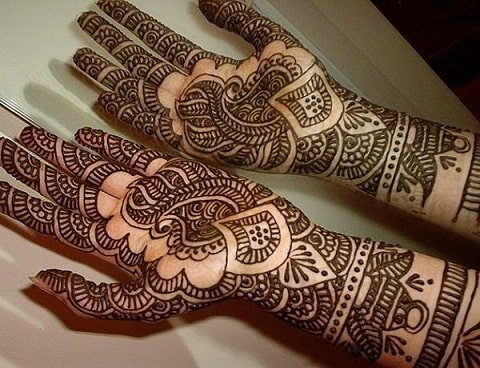 mehndi design 2018 latest
