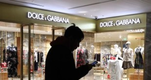 Apparently D&G Has Disappeared from the Chinese Retail Store