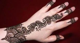 25 New Mehndi Designs of 2018 Simple & Easy