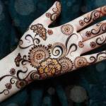 new latest mehndi design