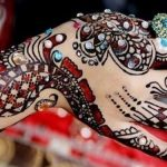 new mehndi ki design