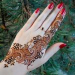new mehndi design 2019