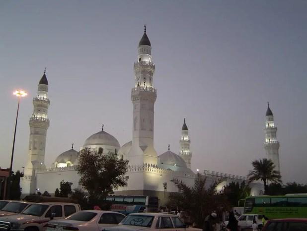 Masjid Quba-Madina
