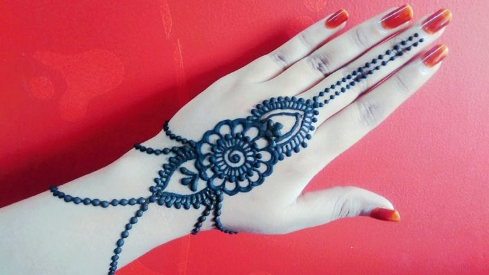 124 mehndi designs simple