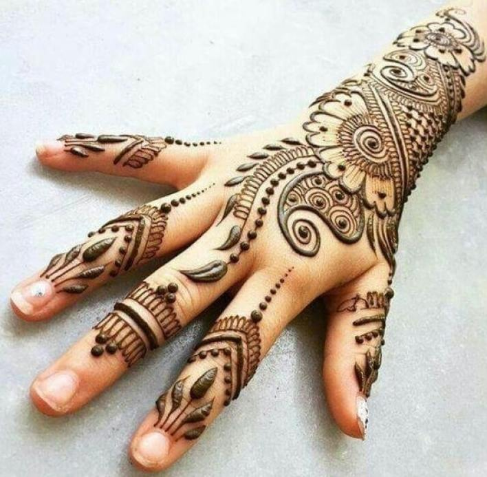 51-mehndi designs for hands