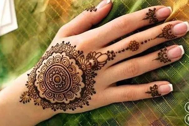 86 Mandala-Arabic-Mehndi-design