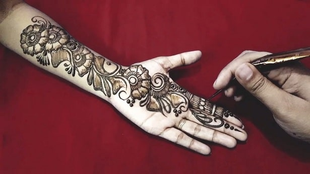 92 Party-style-Arabic-Henna-designs