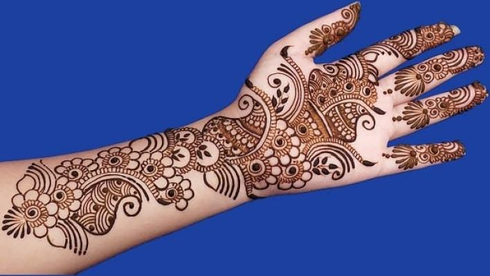 93 Peacock-Arabic-Henna-Design