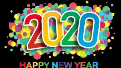Photo of Happy New Year 2020