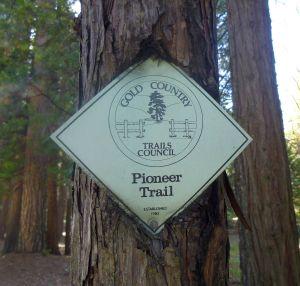 Pioneer Trail along Hwy 20