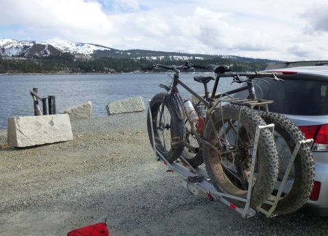 Dirty bikes say goodbye to Loon.