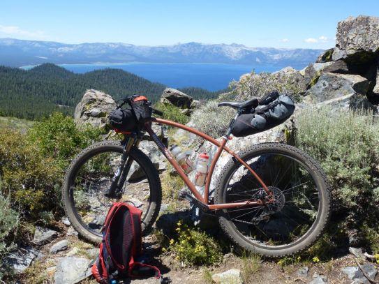 29+ above Lake Tahoe