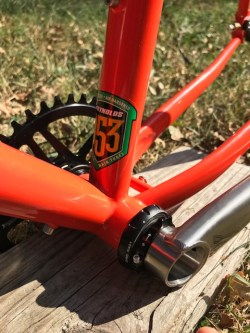 Reynolds 853 and some Ti eeWings cranks