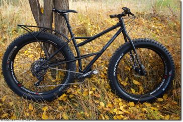 Mikesee's 2XL Brrrrly fatbike