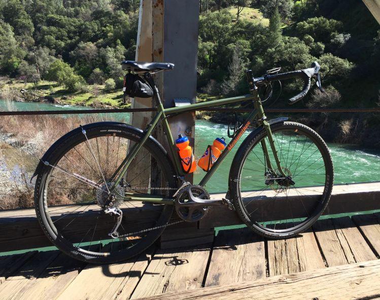 Tim's gravel bike