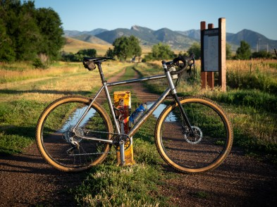Titanium allroad 650x48 in Golden, CO. Photo by TimmyPphotography