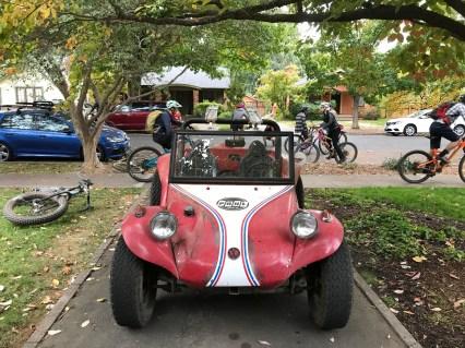 Paul's dune buggy