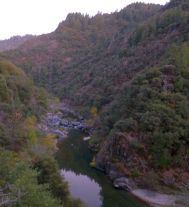 Footes Crossing, Middle Yuba River.