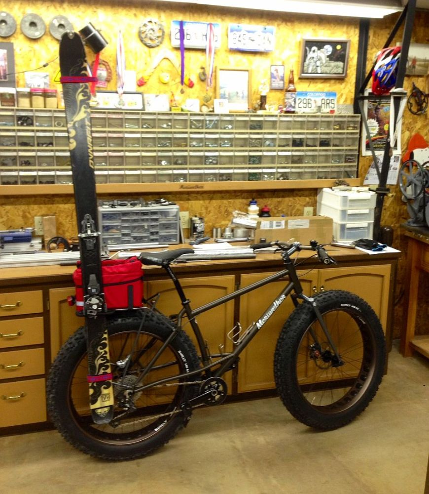 Elevated chainstay fatbike (3/6)