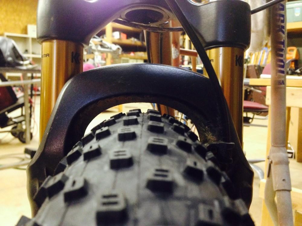 Bontrager Chupacabra 29+ tires (2/6)