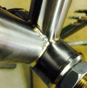 BB welds. I like these especially.