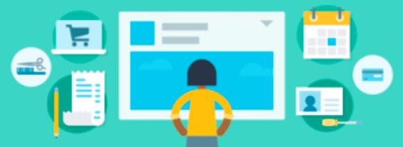 """Descubre Cómo Personalizar Tu FanPage Con La Plantilla De Facebook """"Servicios Profesionales"""""""