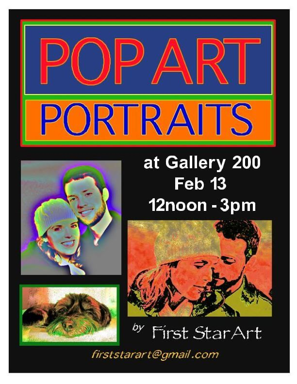 POP ART Feb 13 2016