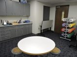 Student Activity Center Work Area