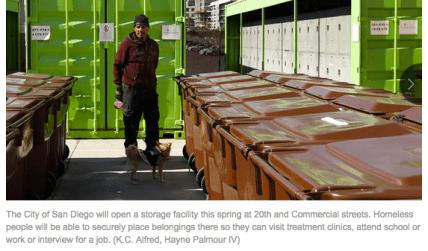 Storage Facilities (Outdoors)