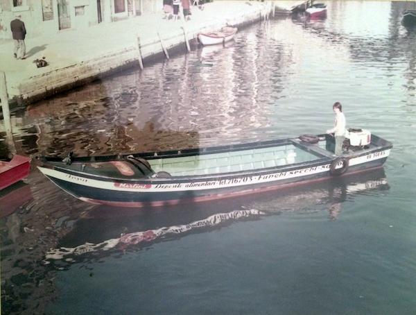 1965 – Barca Merlini