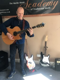 Guitar Lessons in Melrose with Andy Gray