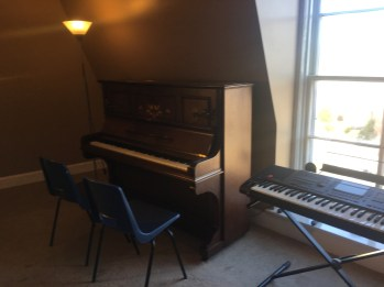 Piano Lessons in Melrose, Scottish Borders
