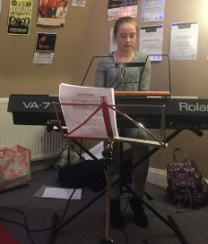 Katie - Open Stage 23rd Feb 2018