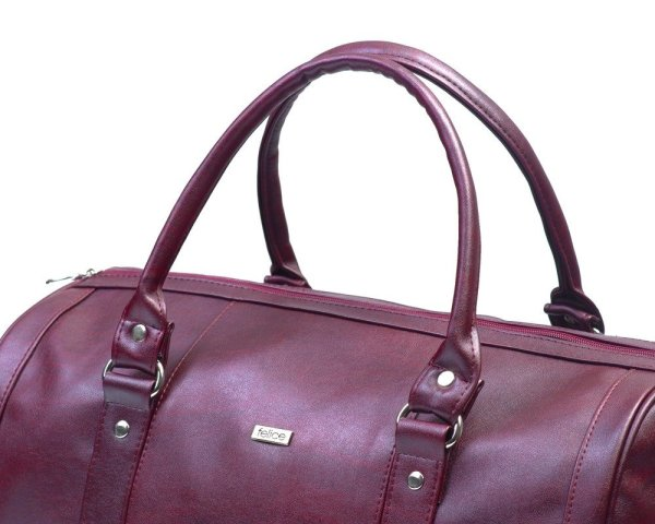 Women' Weekend Bag Nana Maroon - Online