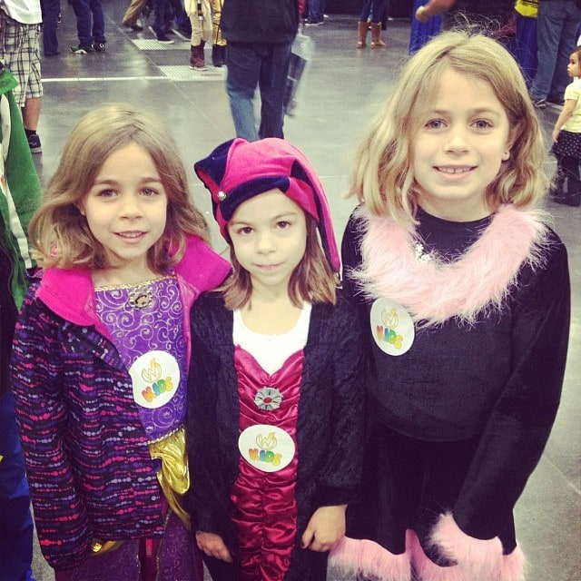 Kids Day Wizard World Comic Con