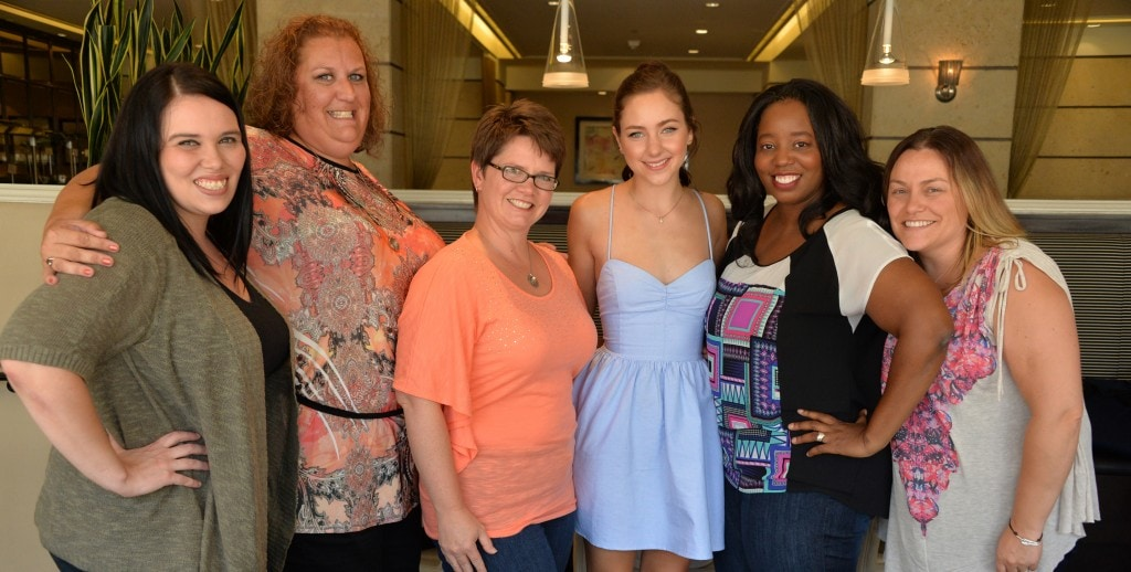 Chasing Life Meet and Greet. Photo credit: ABC FAMILY/ Eric McCandless