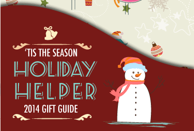 Holiday Helper Gift Guide 2014