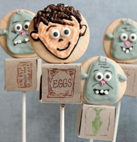 Boxtrolls Cookies