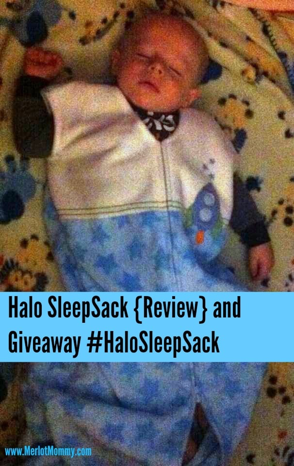 Halo SleepSack {Review} and Giveaway #HaloSleepSack