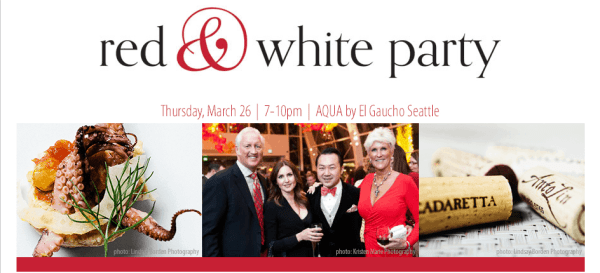 Join Me at Taste Washington March 28–29 in Seattle