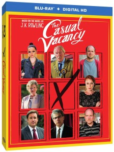 """The Casual Vacancy"" Available on Blu-Ray, DVD, and Digital August 4, 2015"