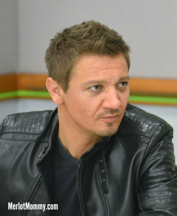 Exclusive Interview with #Avengers Jeremy Renner and Cobie Smulders #AvengersEvent