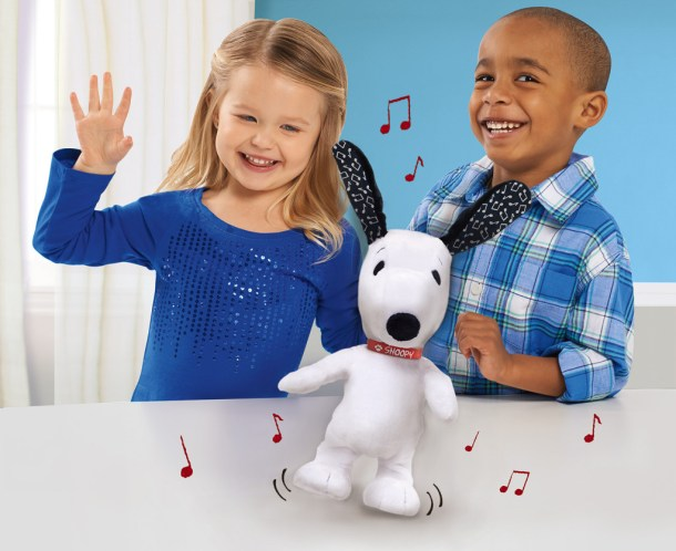 Enter to win a Happy Dancing Snoopy #Giveaway ends 7/16 #HappyDancingSnoopy #PeanutsMovie